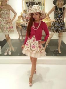 プリンセスガーデンスカート