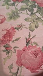 メリーベルローズ柄ピンク